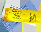concert ticket templatepng .