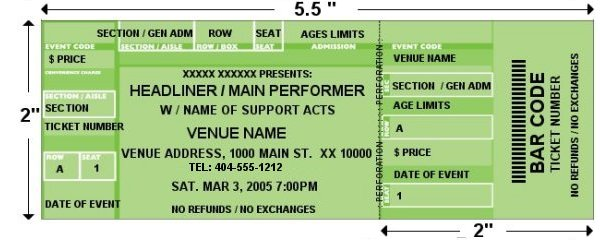 ticket printing event ticket printing by freshtix ticket printing