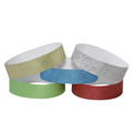 Variety Pack Metallic Tyvek Event Wristbands