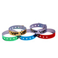 Variety Pack Plastic Holographic Event Wristbands