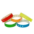 Variety Pack Plastic Event Wristbands