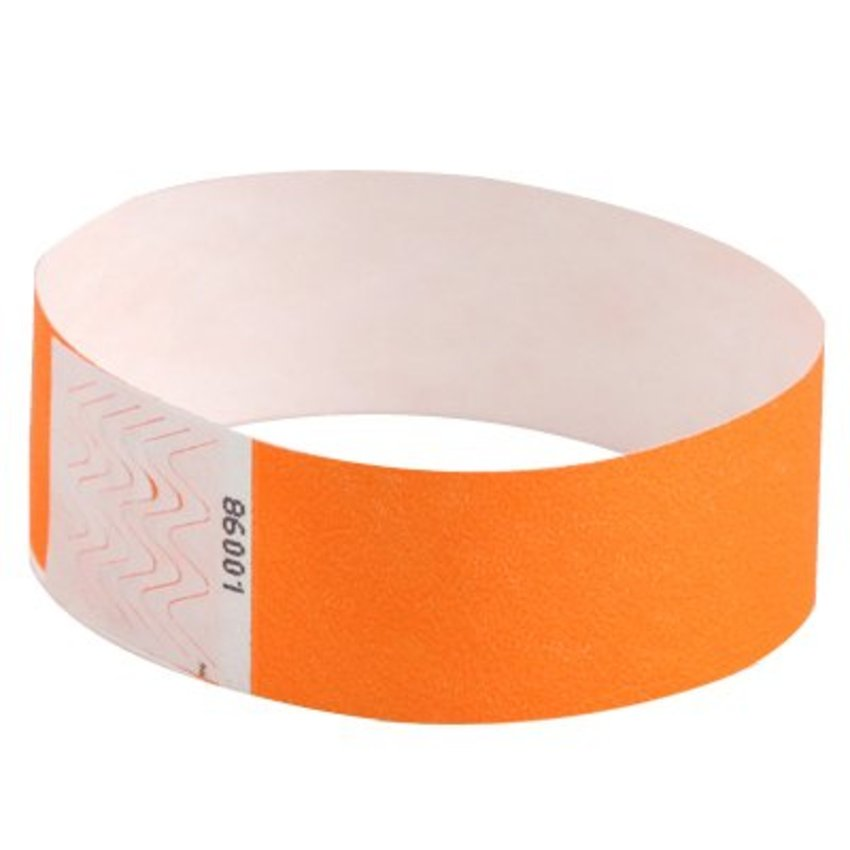paper wristbands for events Get vinyl or tyvek wristbands for any event vinyl and tyvek wristbands are ideal for security and safety purposes at events, nightclubs, festivals, concerts.